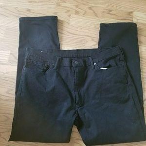 Black Levi 541 jeans 38x32 (JJ0570)